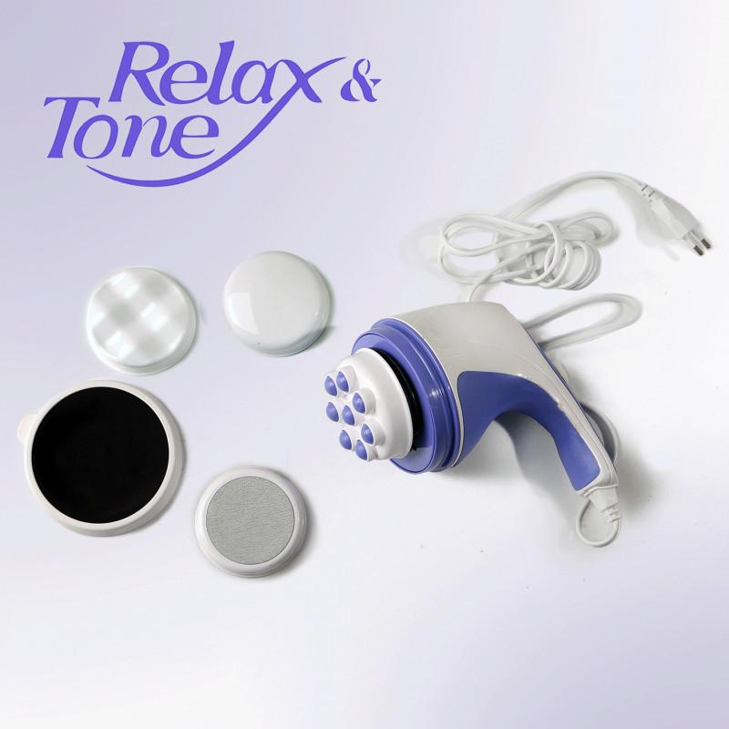 Masážní a zpevňující přístroj RELAX & TONE