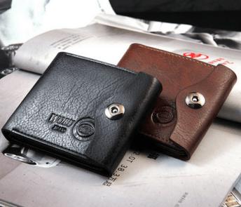 Pánská peněženka z EKO kůže